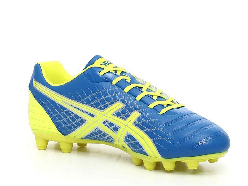 finest selection 92870 dd714 Scarpe Calcio Asics Jet Gialle/Blu