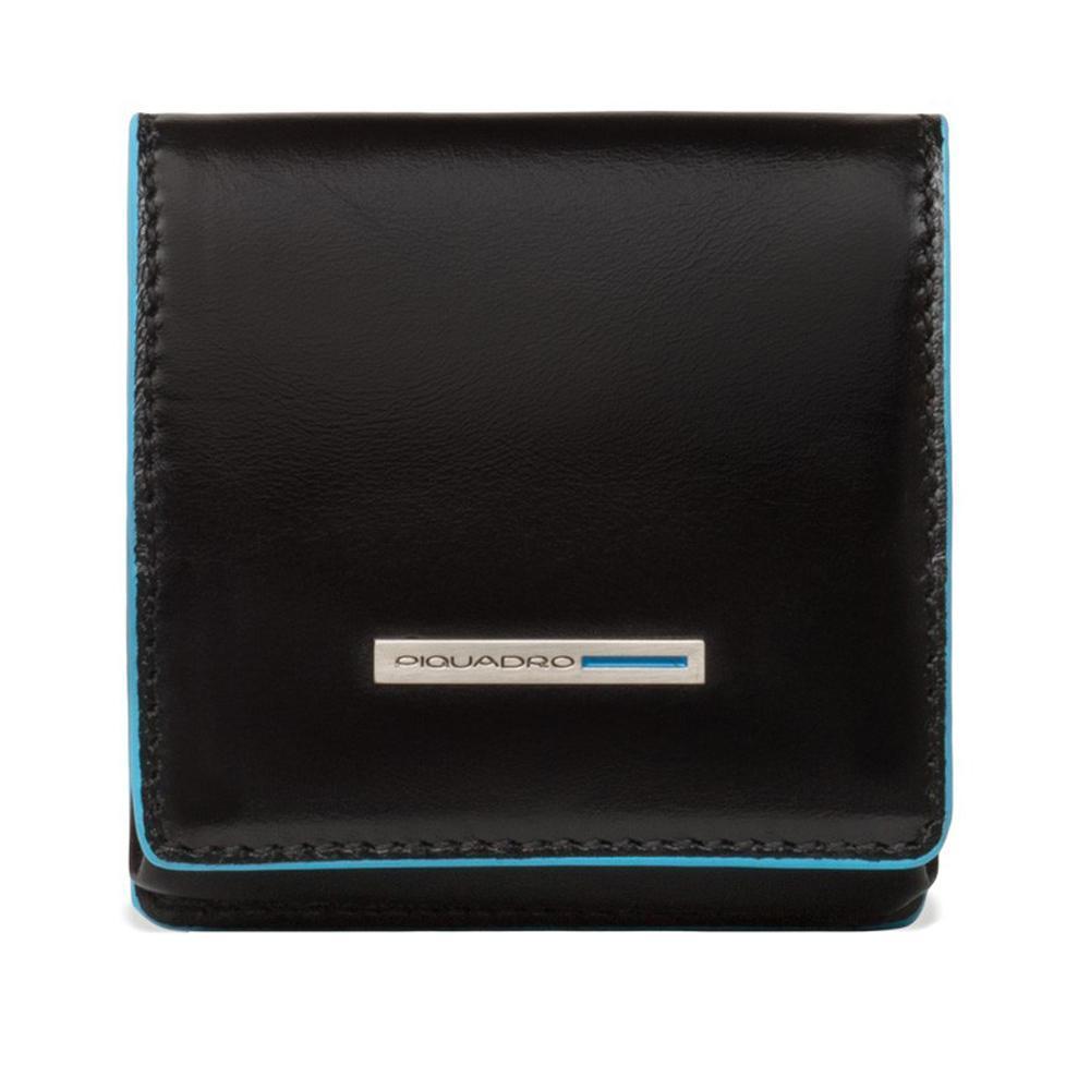Porta spiccioli Piquadro Blue square ...
