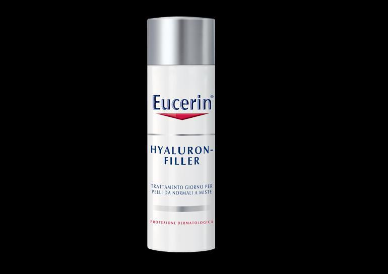 EUCERIN HYALURON-FILLER - CREMA RIEMPITIVA GIORNO RUGHE PROFONDE PELLE NORMALE E MISTA