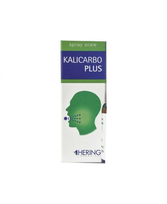 HERING KALICARBOPLUS GOCCE - MEDICINALE OMEOPATICO