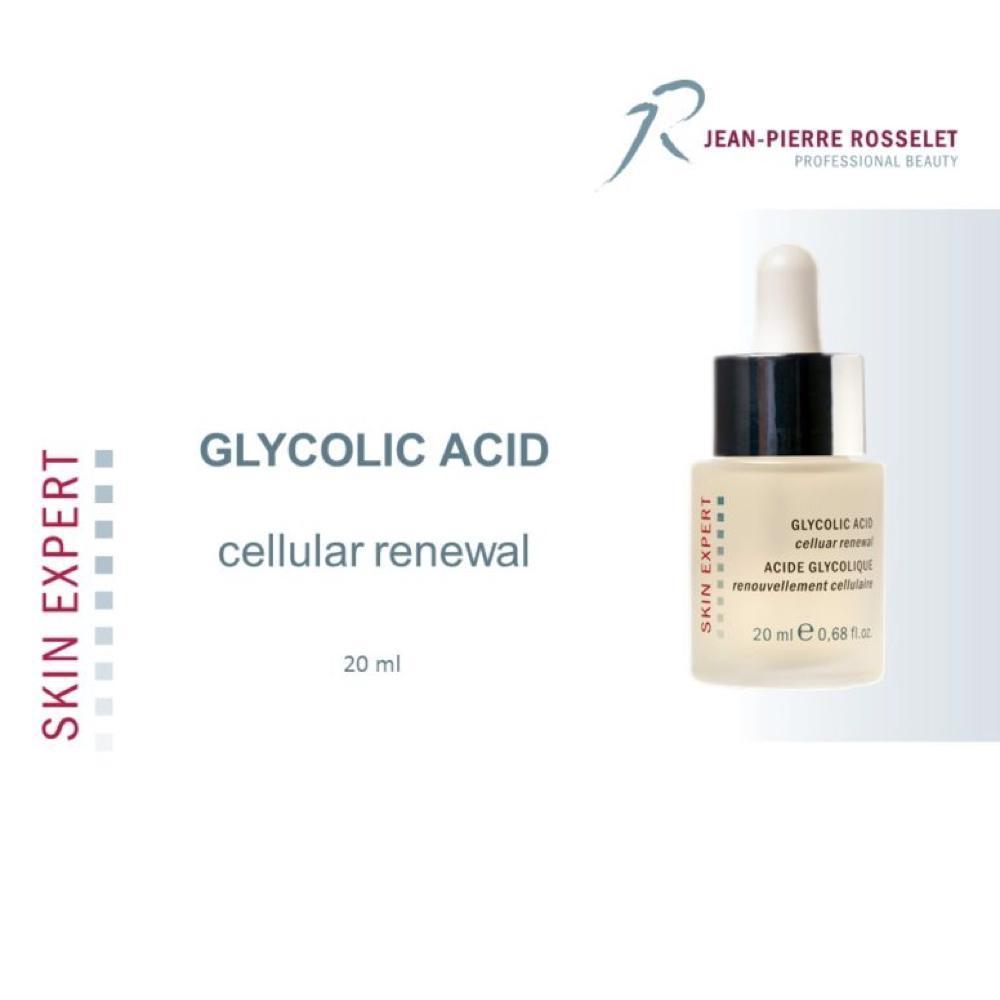JP ROSSELET GLYCOLIC ACID - TRATTAMENTO ALL'ACIDO GLICOLICO 10%