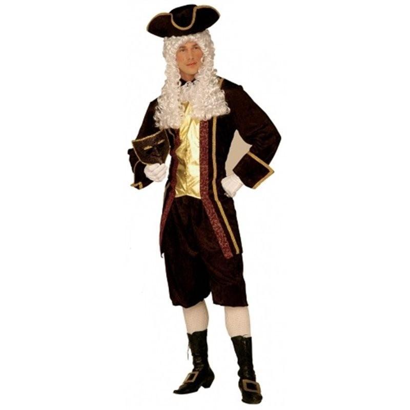 Costume uomo nobile veneziano - Tuttogiochi D Amadio Srls 8d300975f78