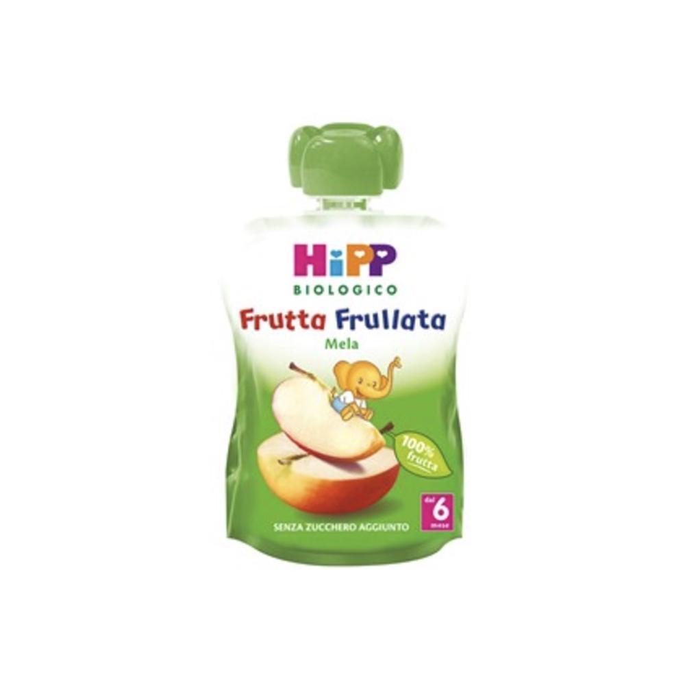HIPP FRUTTA FRULLATA BIOLOGICA MELA - DAL 6 MESE COMPIUTO