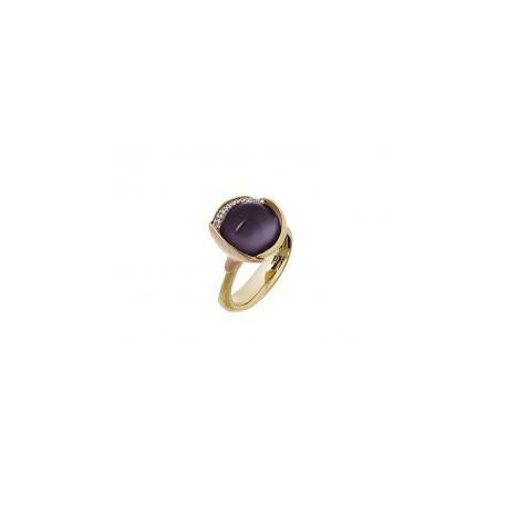 593b49a8bc29d OLE LYNGGAARD COPENHAGEN - RING LOTUS WITH AMETHYST AND DIAMONDS - Patricia  Papenberg Jewelry