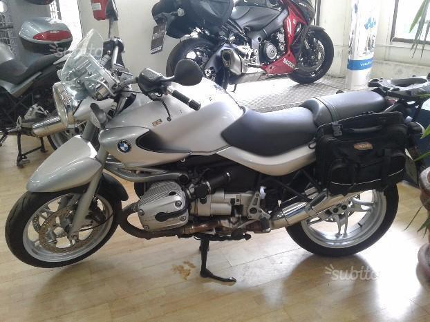 Moto Bmw R 1150 R Usata Gegomotor Srl