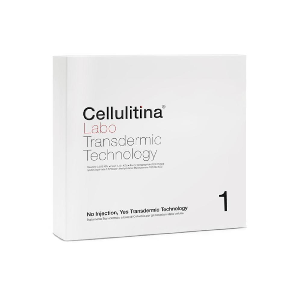 CELLULITINA TRATTAMENTO - LABO TRANSDERMIC TECHNOLOGY PER GLI INESTETISMI DELLE CELLULITE