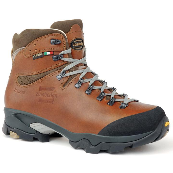 1996 VIOZ LUX GTX® RR - Leather Backcountry Boots - Waxed Brick