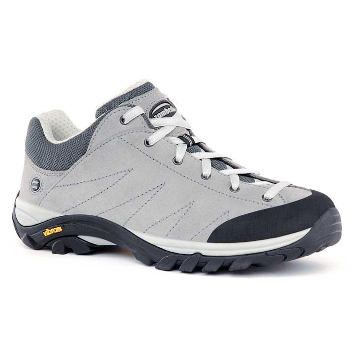 103 HIKE LITE RR WNS - Leather Hiking Shoes - Light Grey