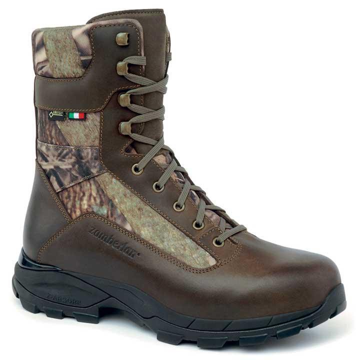 1008 BUSHMASTER GTX     -     Hunting Boots    -    Dark Brown / King's Camo