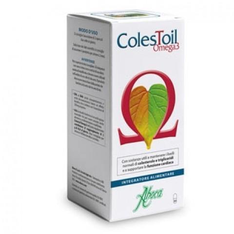 ABOCA COLESTOIL OMEGA 3 CONCENTRATO TOTALE 100 OPERCOLI