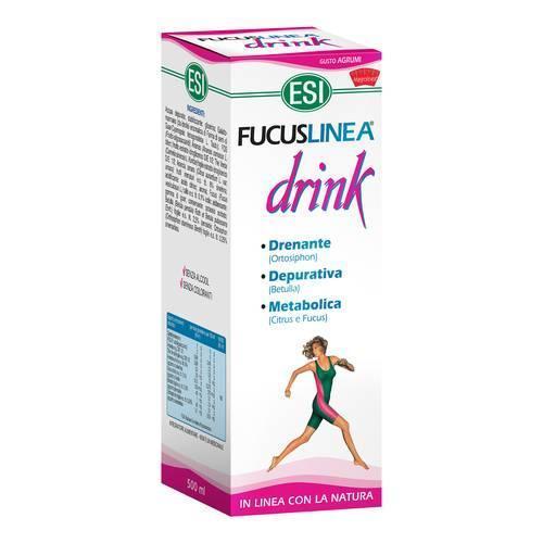 ESI FUCUSLINEA DRINK AGRUMI ELIMINA GRASSI DIMAGRANTE 500 ML