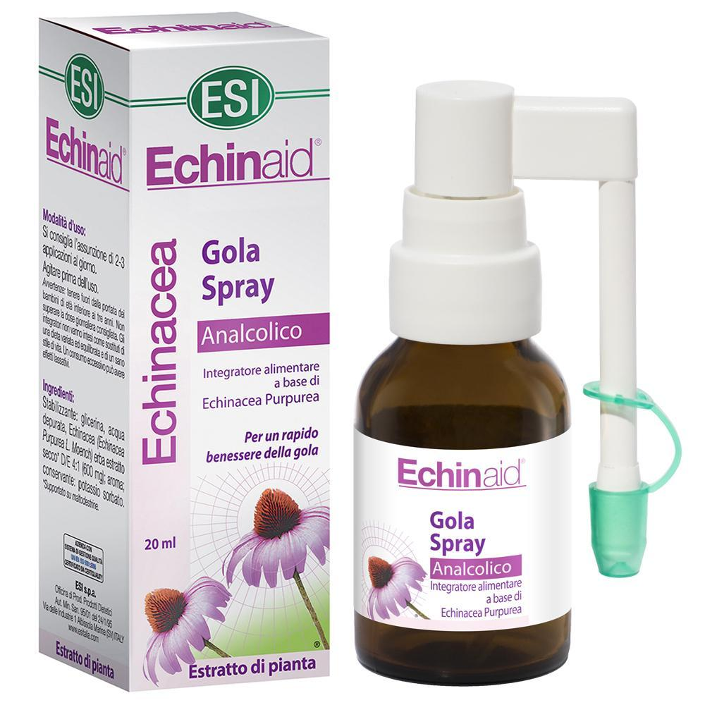 ESI ECHINAID GOLA SPRAY ANALCOLICO 20 ML