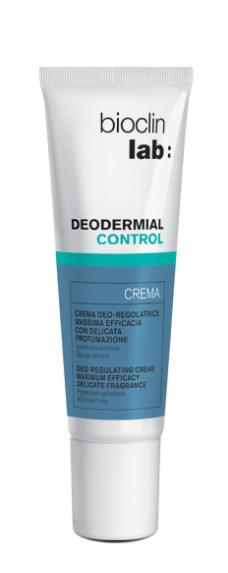 BIOCLIN DEODERM CONTROL CREMA 30ML