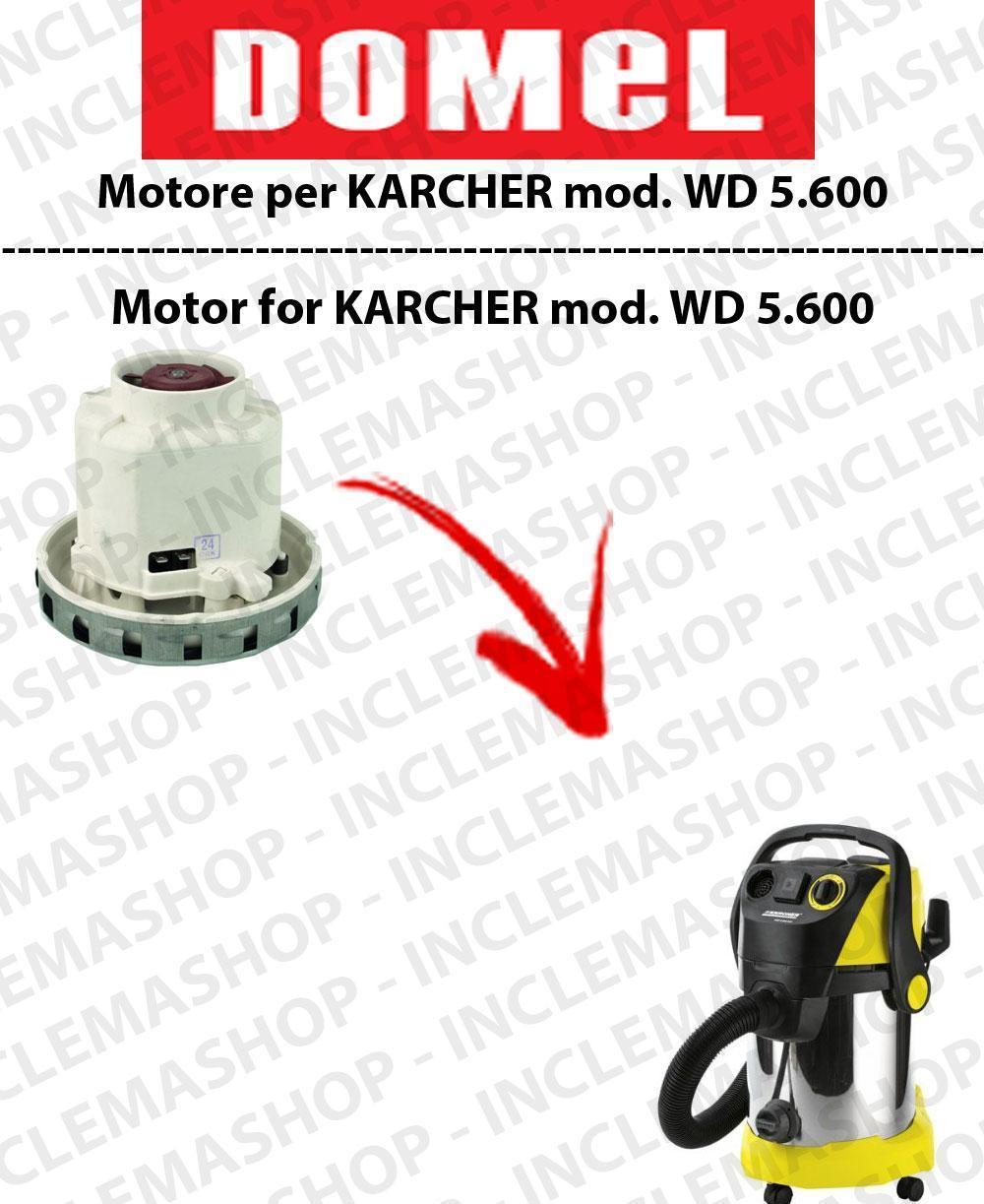 Wd 5 800 Vacuum Motor Domel For Vacuum Cleaner Karcher