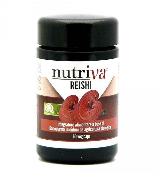 NUTRIVA REISHI BIO 60 CAPSULE