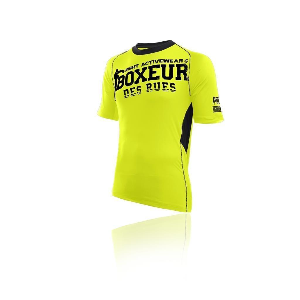 03d7e11b98 BOXEUR DES RUES Serie Fight Activewear, T-Shirt Uomo