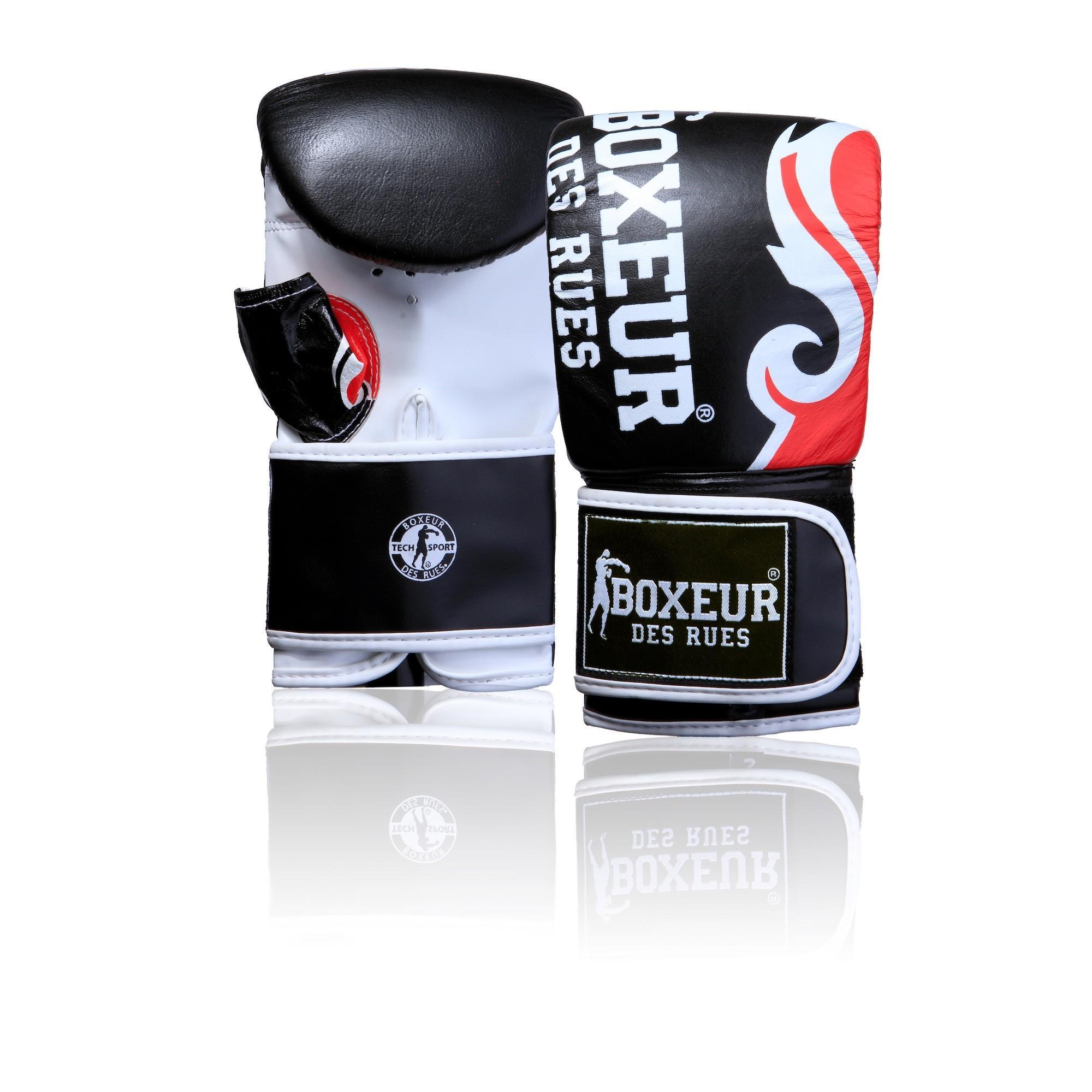 4301296759 Boxeur Des Rues Fight Activewear Guanti da Sacco Tribal