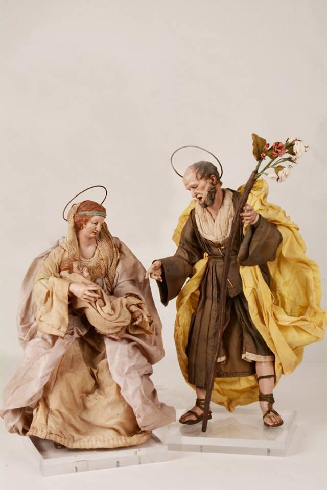 Presepe artigianale napoletano pietrobon arredi sacri for Pietrobon arredi sacri