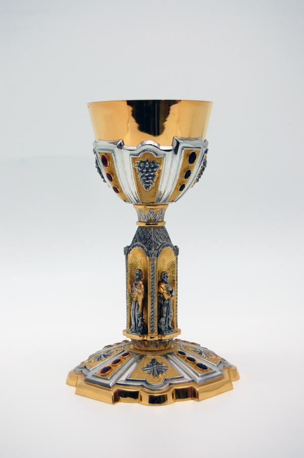 Calice tutto argento alb320 pietrobon arredi sacri for Pietrobon arredi sacri