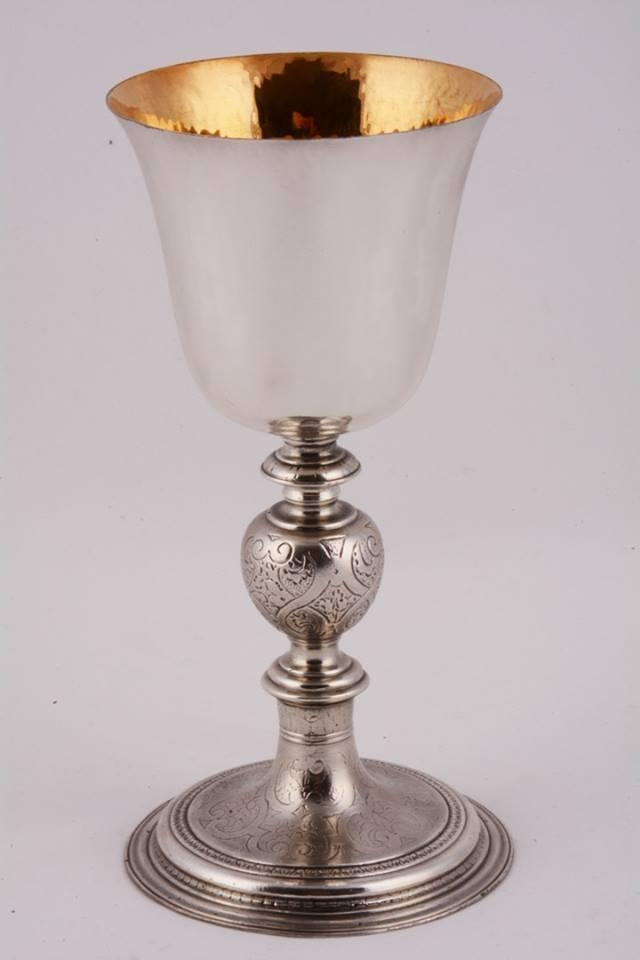 Calice tutto in argento bro pietrobon arredi sacri for Pietrobon arredi sacri
