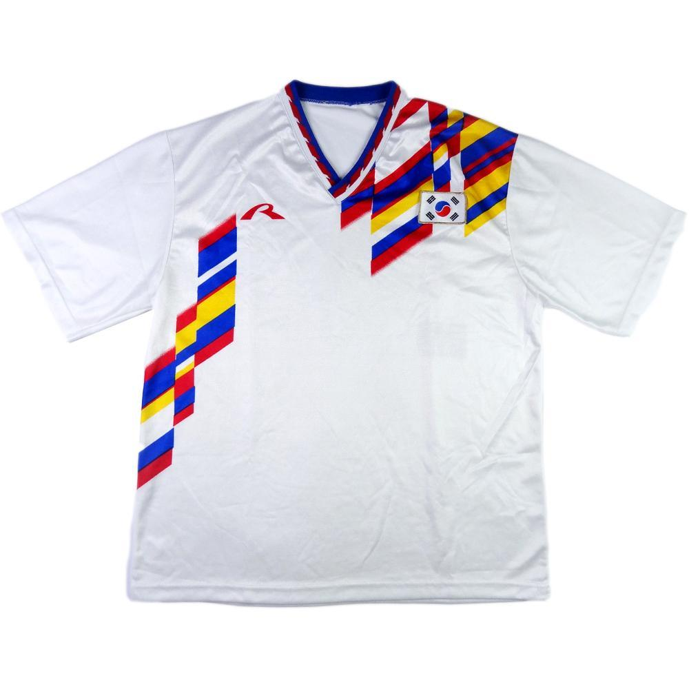 1233d0a2ace 1994-95 South Korea Shirt Away L (Top) - TOP VINTAGE FOOTBALL