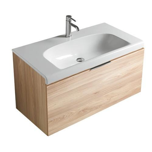Mobile con lavabo cm 90 x 45 Dream Galassia - Il Bernini