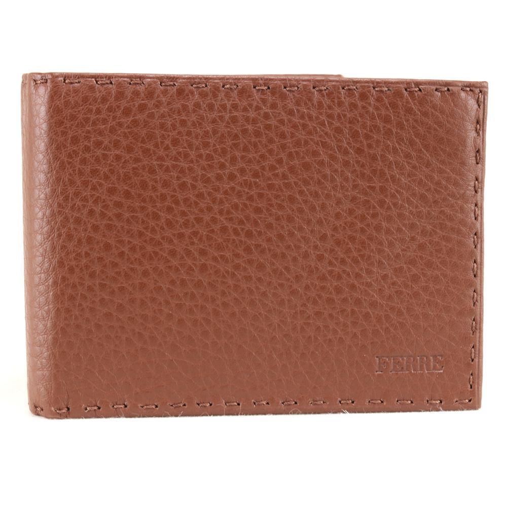 d5fa22bd76 Man wallet Gianfranco Ferrè 021 003 13 004 Terracotta ...