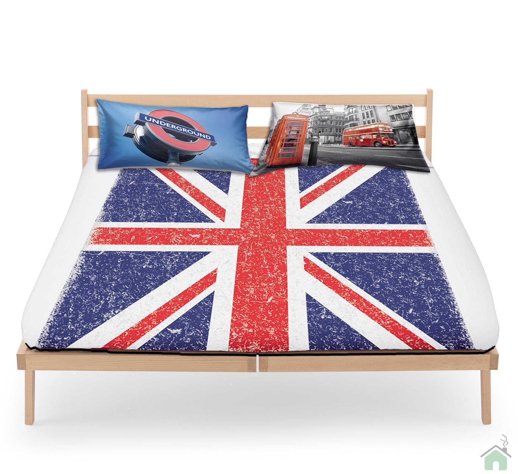 1432c3c9d7 Double bed linen set 2 squares Bassetti