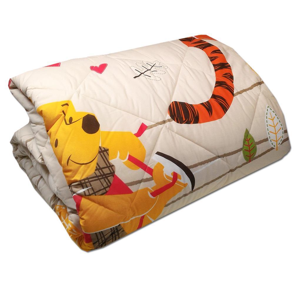 Trapunta Caleffi Winnie The Pooh.Trapunta Invernale 1 Piazza Winnie The Pooh Fantasia Di Caleffi Disney