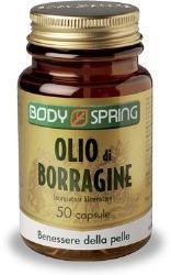 BODY SPRING OLIO DI BORRAGINE 50 CAPSULE