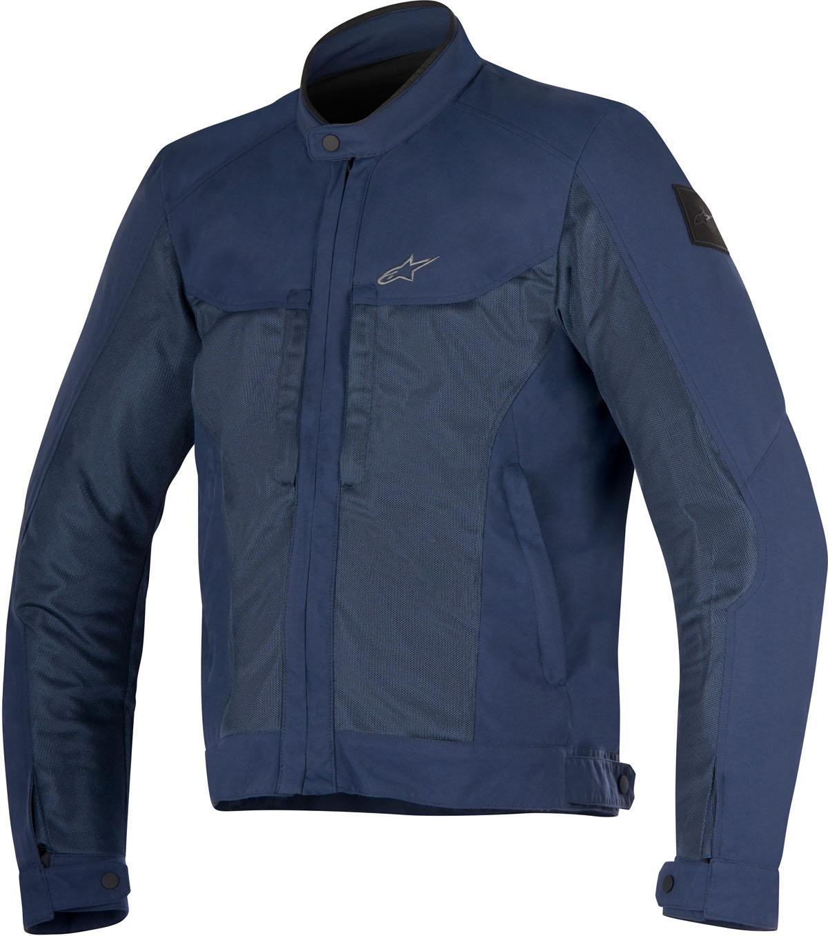 9b7c45904e6d Giacca moto estiva Alpinestars LUC AIR mood indigo - FERRO29 Online Store