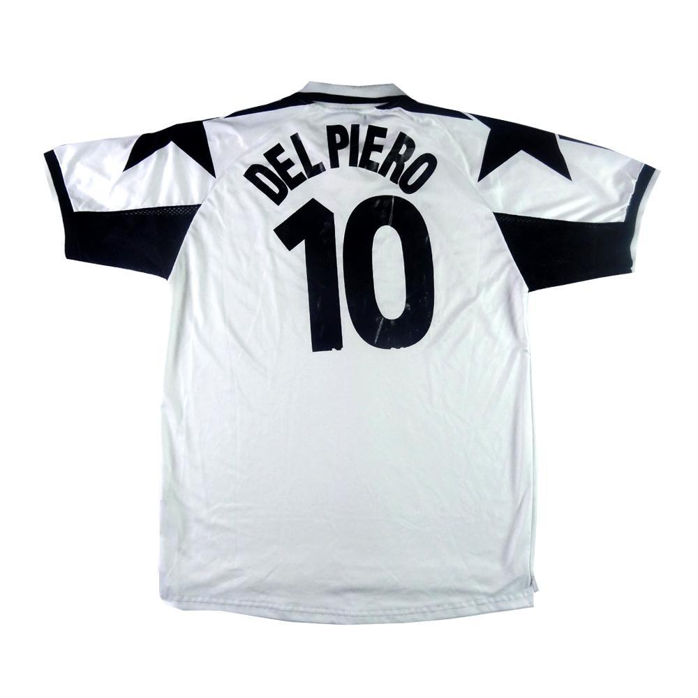 new styles 3c2fb 62a8f 1998-99 Juventus SHIRT Away #10 Del Piero XL