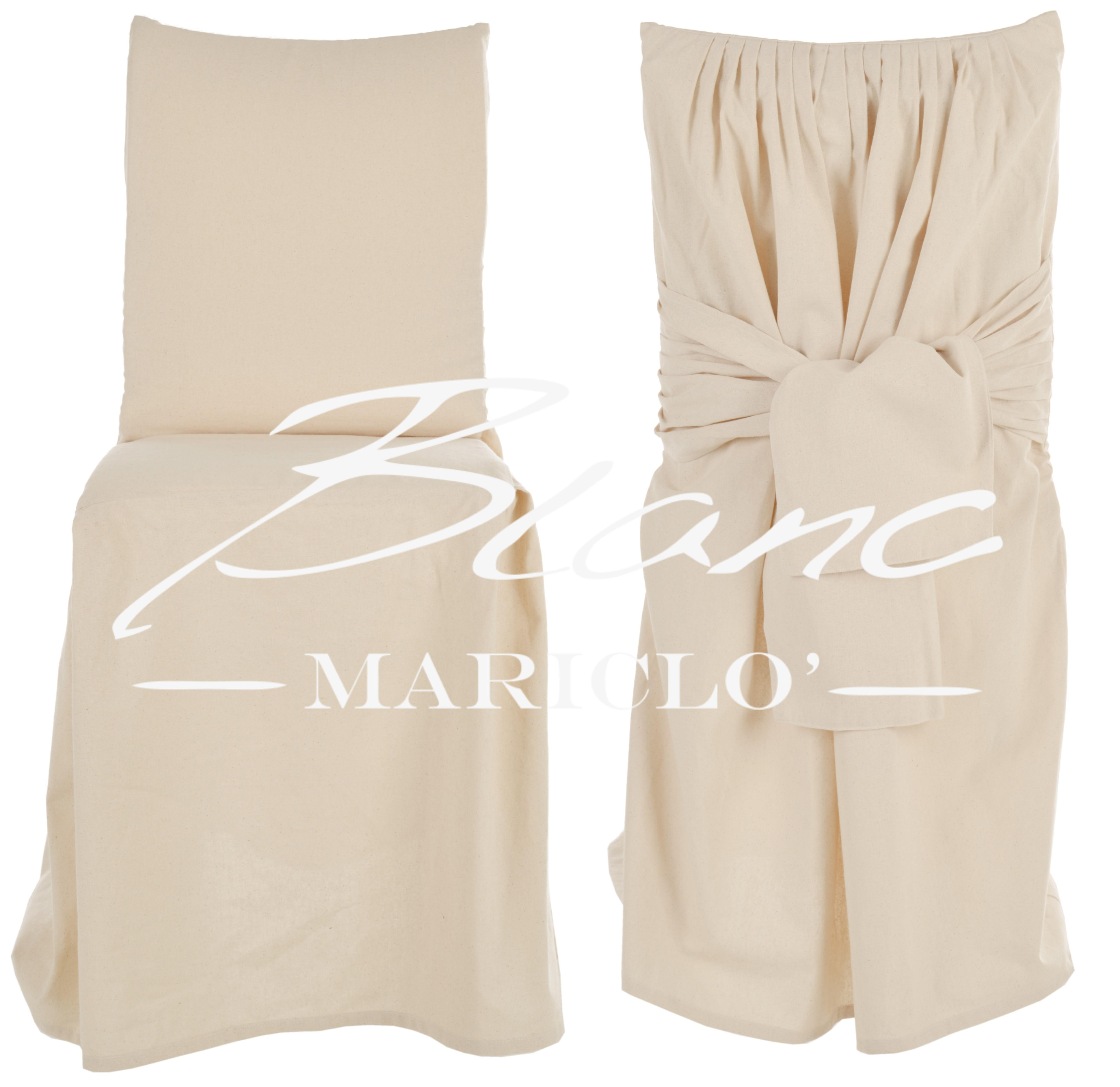 Vestisedia Naturale Blanc MariClo Infinity Collection - Follie