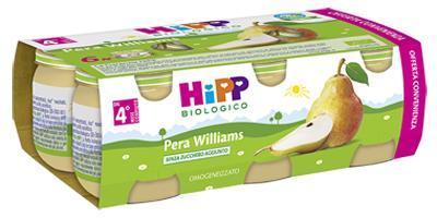 HIPP OMOGENEIZZATO BIOLOGICO PERA WILLIAMS
