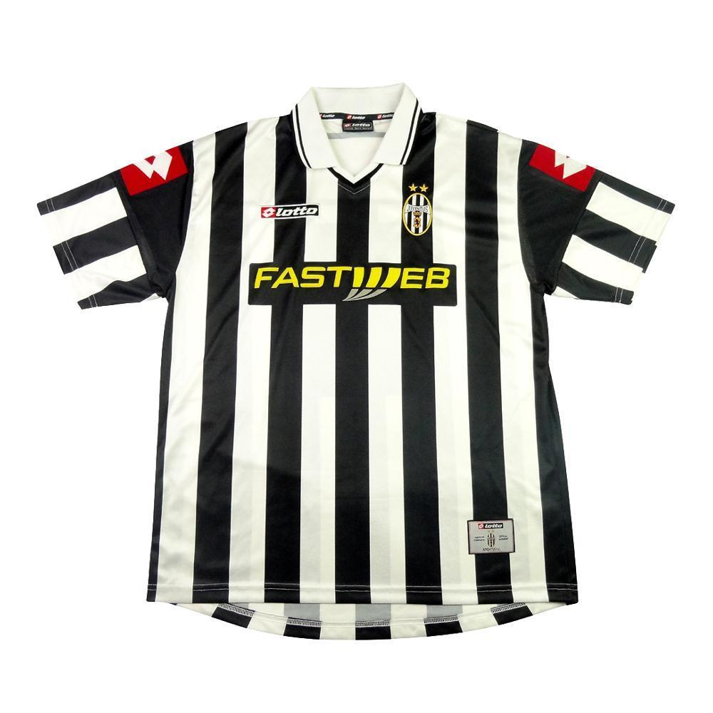 beb55731be5 2001-02 Juventus shirt Home XL (Top) - TOP VINTAGE FOOTBALL
