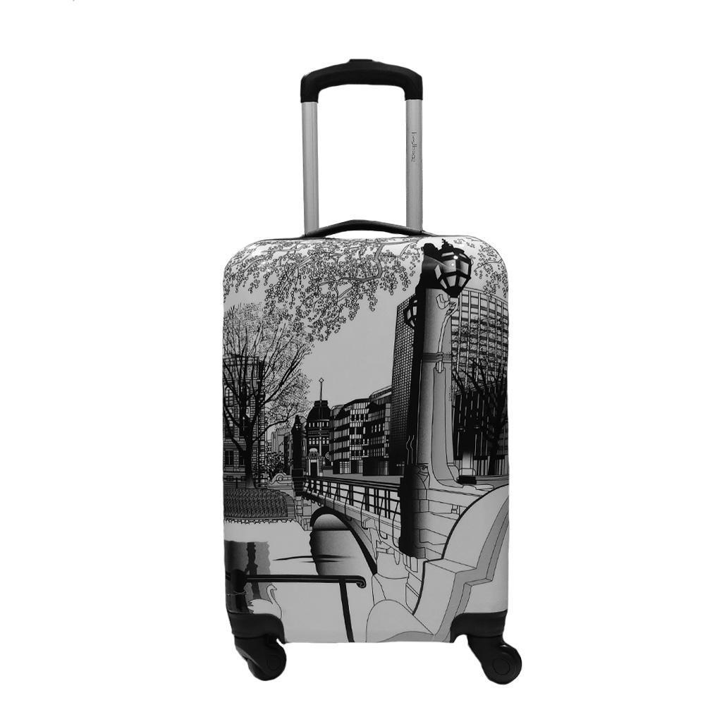 c45fa822b Bestbags - Dreams - Trolley da cabina Ryanair 55 rigido cm 4 ruote -  Pennytravel