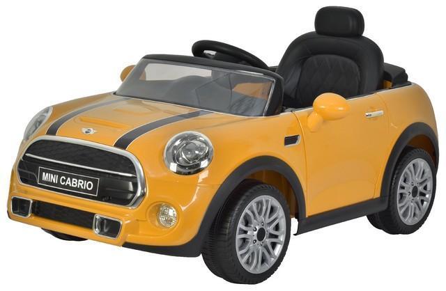 Auto Elettrica Mini Cooper Arancio F57 38970 Globo Zuin Giocattoli