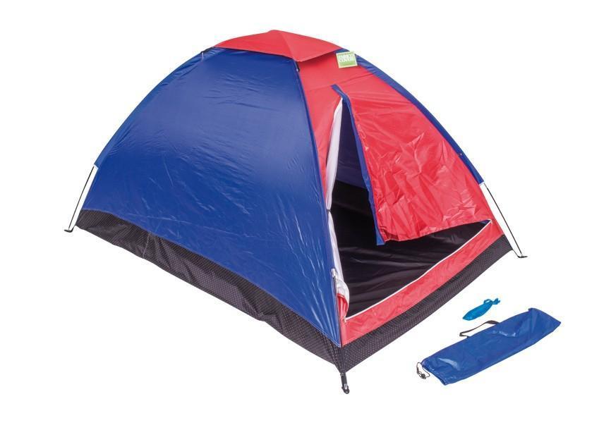 Plafoniere Da Campeggio : Tenda da campeggio 2 posti gran bazar s.a.s di rizzo g.na & c.