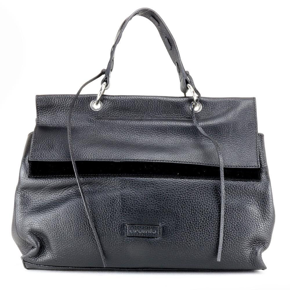 new styles 8bfff f23fb Hand and shoulder bag Cromia LEXA 1404025 NERO