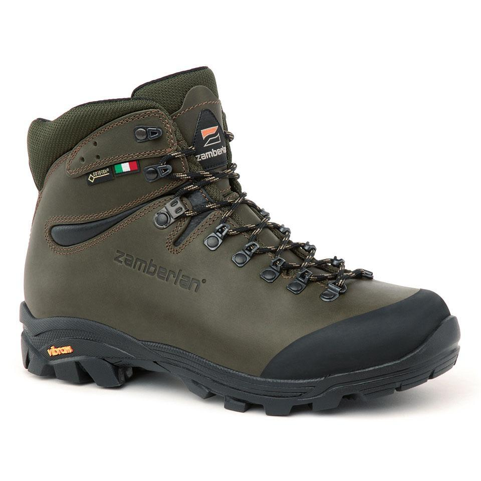 1007 VIOZ HIKE GTX® RR   -   Leather Hiking Boots   -   Waxed Forest