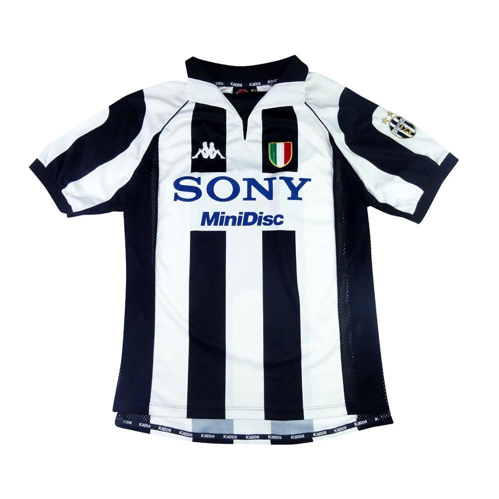 e3c74cf0e5b 1997-98 Juventus shirt Home L - TOP VINTAGE FOOTBALL