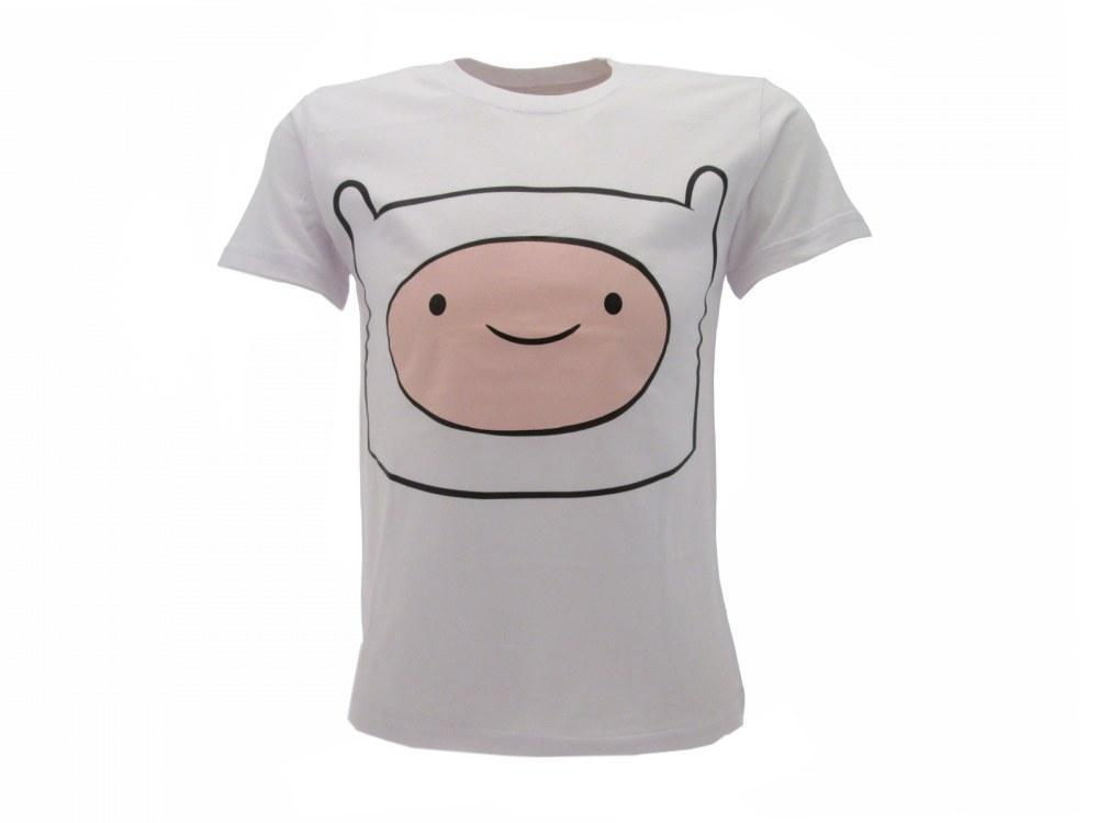 T Shirt Adventure Time Fin Lookitaly