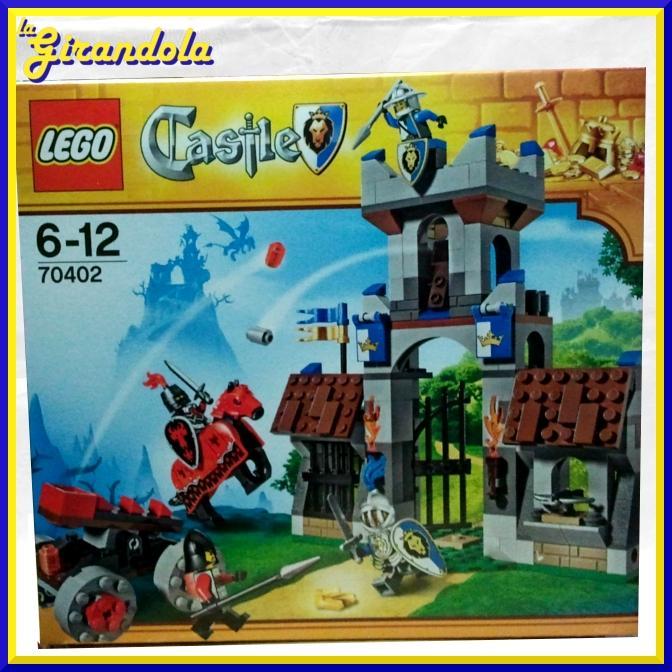 Assalto Al Corpo Di Guardia Lego Castle 70402 La Girandola Giocattoli
