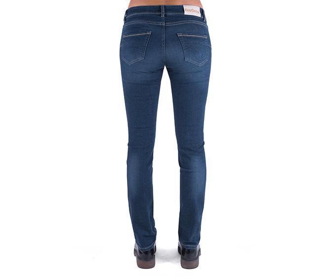 721a01626a *OFFERTA* Kochab EcoGeco - Lav. Stone Wash - Bio Jeans Donna Skinny