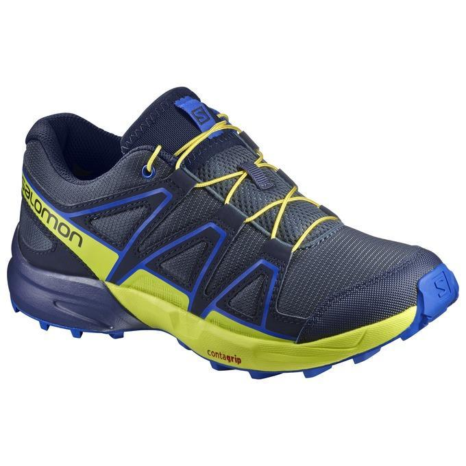buy online 96ed1 63c9e Salomon Speedcross J kids Junior scarpe da trekking corsa ginnastica  bambino jr