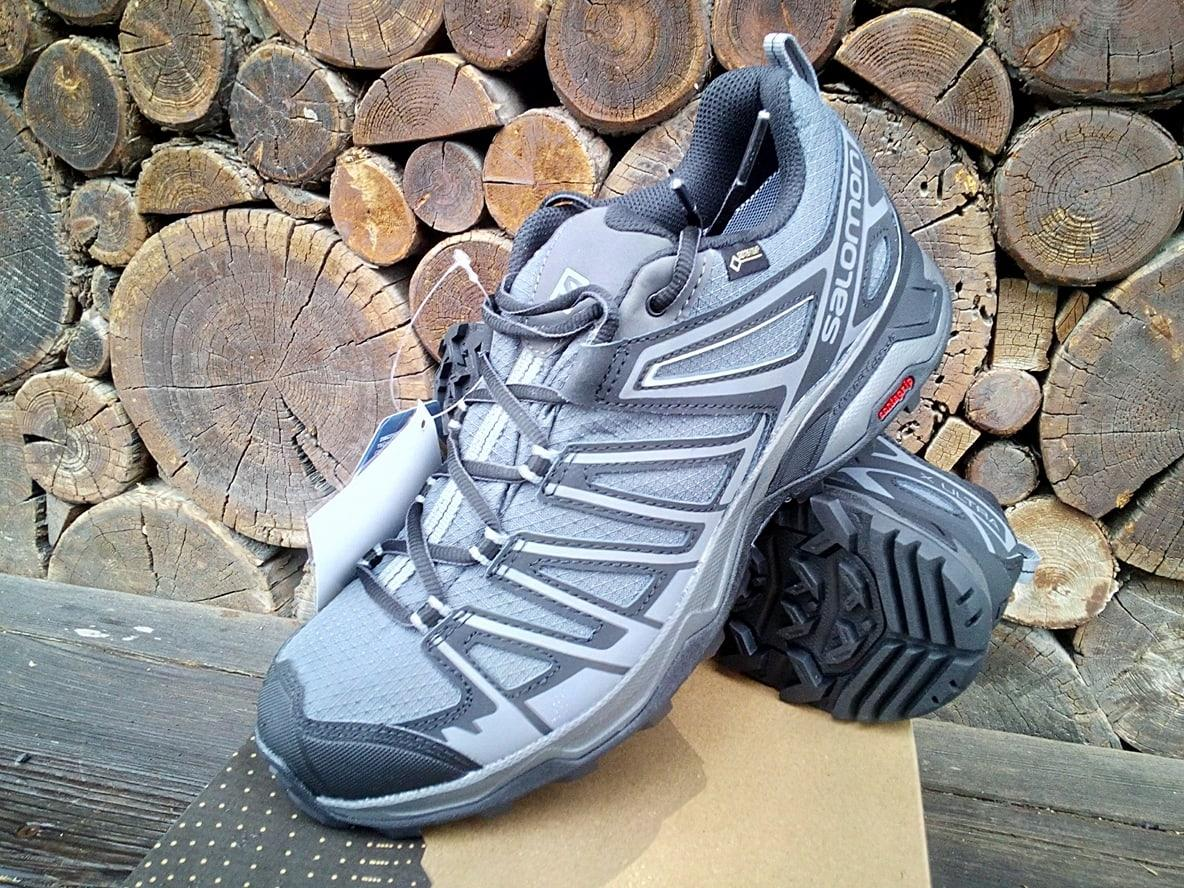 promo code 3e661 45367 Scarpe da trail running e trekking Salomon X Ultra 3 Prime GTX hiking shoes  2018 -