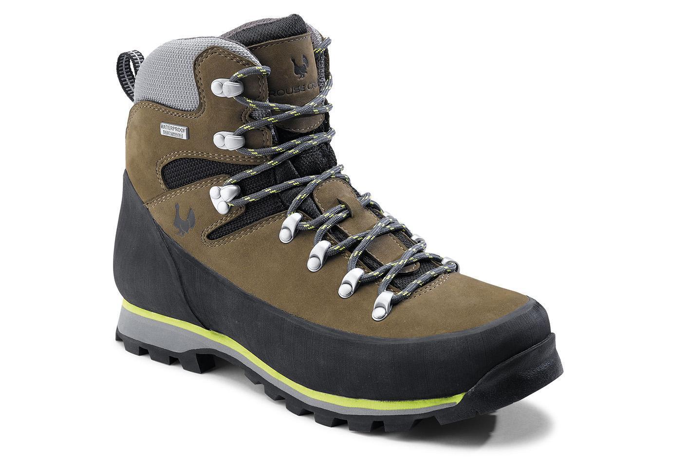 740b23c6b31 Scarponcini da trekking suola vibram water proof hiking shoes high