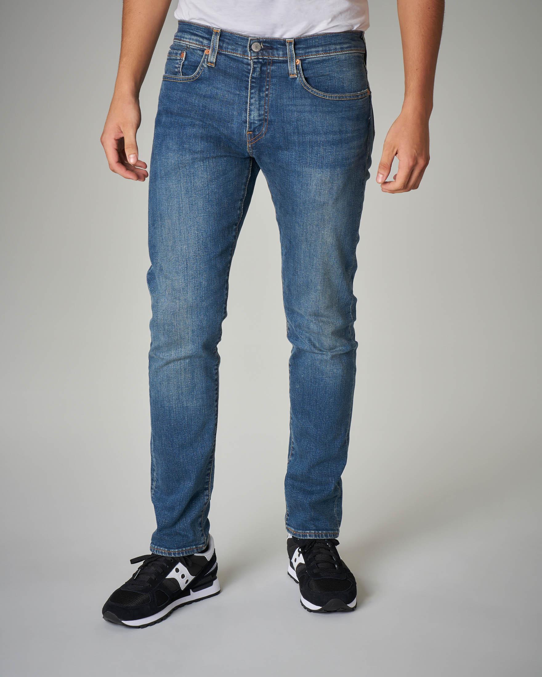 Jeans 502 lavaggio medio
