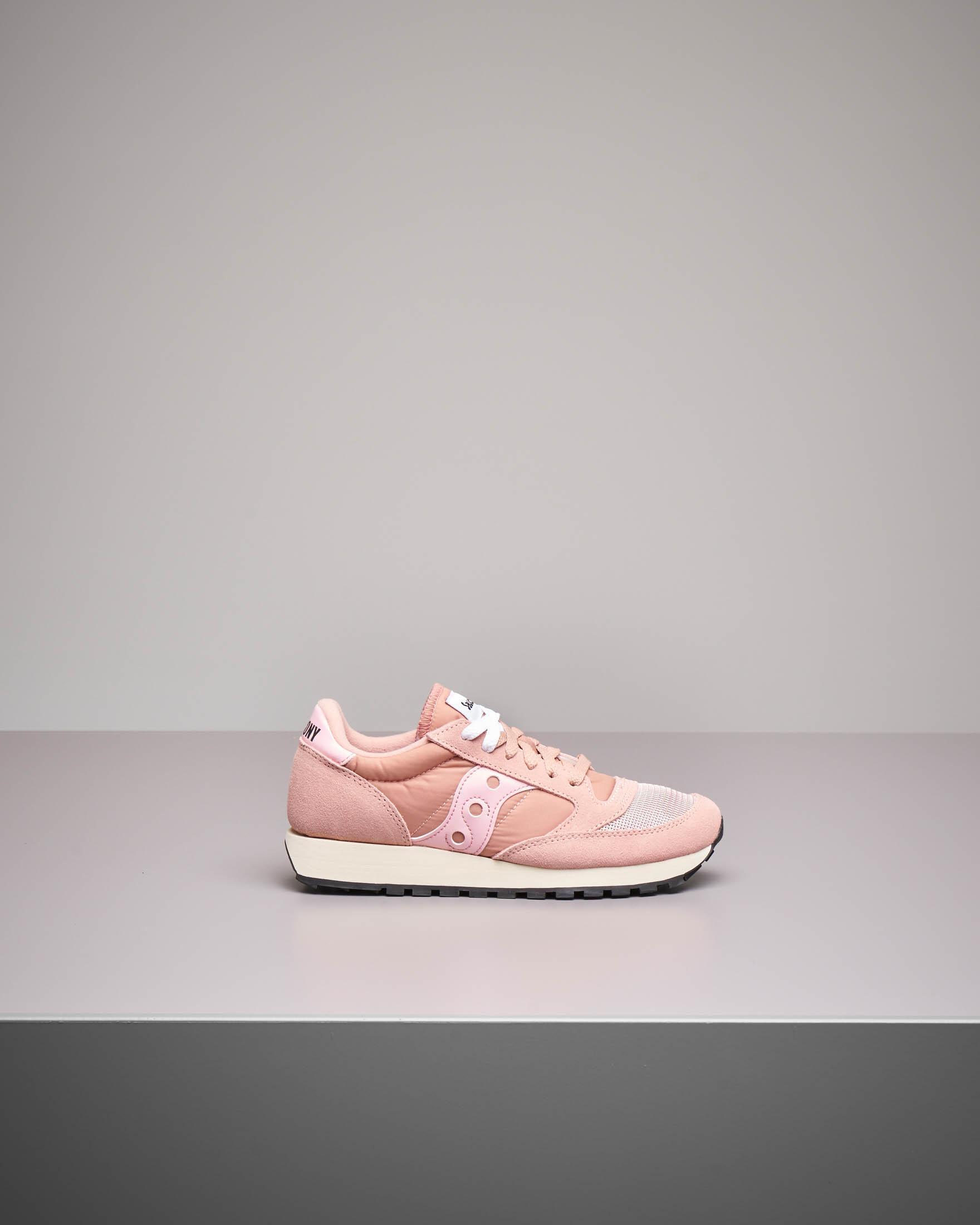 Sneakers Jazz O' vintage rosa