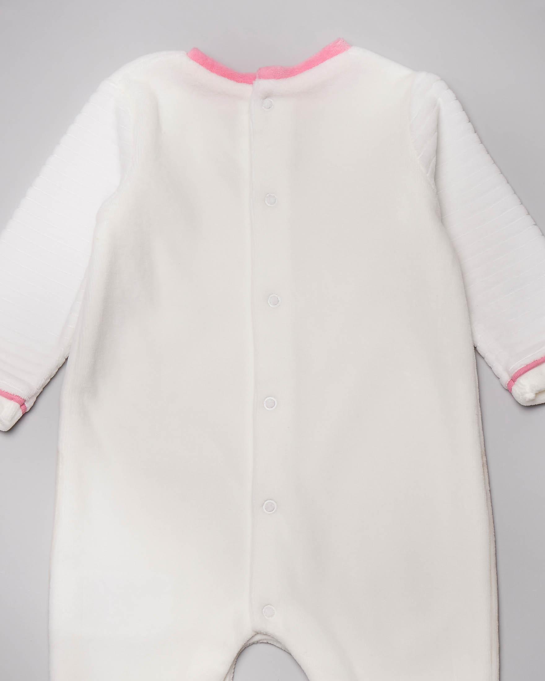 Tutina rosa pinguino 1-4